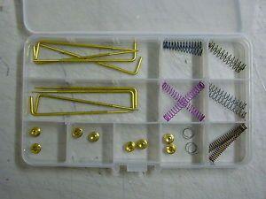 Rebuild and Tuning Kit for Edelbrock Performer Carburetors Calibration 1477