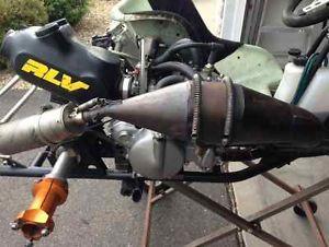 98 02 Honda CR80 CR 80 Shifter Kart Mod Engine Complete