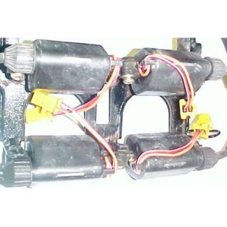 83 85 Yamaha XV12 XVZ 1200 Venture Royal Ignition Coils Spark Plugs Mount