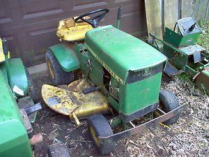 John Deere Lawn Tractor 70