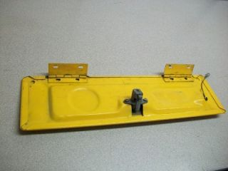 Glove Box Door Yellow Ford Truck 73 74 75 76 77 78 79 F100 F150 F250 77FT4 1L