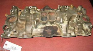 GM Chevy 348 Engine 4BBL Intake Manifold 3844472 1962 1965 A 9 13649