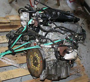 3 0L V6 Ford Engine 2005 2006 07 Ford Taurus Five Hundred Mercury Montego Sable