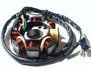 Stator Yerf Dog Spiderbox 150cc GX150 Yerfdog Go Kart Magneto Alternator New