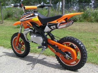Mini MIDI Moto Dirt Bike Orion 50 Big Wheel Pocket 50cc Sale
