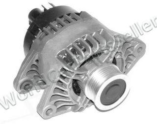 Fiat Doblo Palio Punto Multipla Stilo 1 9L Remanufactured Alternator 1999