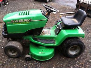 "Sabre John Deere Lawn Tractor 38"" Mower"