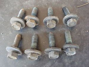 8 Bed Mounting Bolts Chevy S10 Truck Sonoma Xtreme ZQ8 2WD 4WD Factory Set
