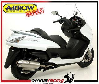 Marmitta Completo Arrow Reflex Yamaha Majesty 400 08 10