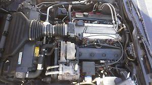 1994 Corvette LT1 Engine Complete 108 788MI w Computer Harness Can Test Drive