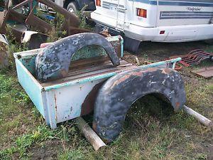 47 48 49 50 51 52 53 Chevy GMC Pickup Truck Bed Box