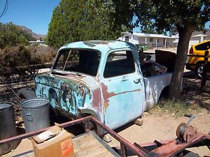 1950 Chevy Truck Cab Frame Doors Parts Roller S10 Frame Rat