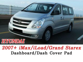 Hyundai 2007 IMAX Iload Grand Starex Dashboard Dash Sun Cover Pad Mat Carpet
