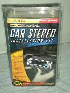 Best Buy Gm Car Stereo Installation Kit On Popscreen