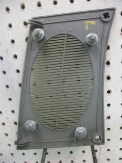Speaker Grille Cover Interior Dash Left Driver Side S10 S15 Sonoma 15590531