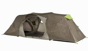 Quechua Base Seconds Family Tent 4 2 XL 4 Berth Person Camping Pop Up Tent