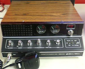 Cobra 139XLR 40 Channel SSB Am CB Radio Base Station