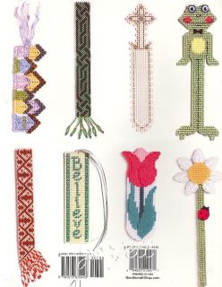 Bookmarks 28 Plastic Canvas Patterns