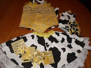 Pageant OOC Casual Wear Western Wear
