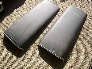 Mopar 1969 71 Dodge Super Bee Dart Plymouth Duster Twin Hood Scoops