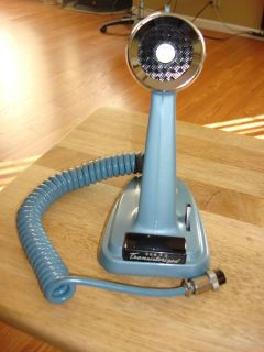 Vintage SSB 2 Transistorized Tuner 2 CB Ham Radio Power Microphone Base Nice