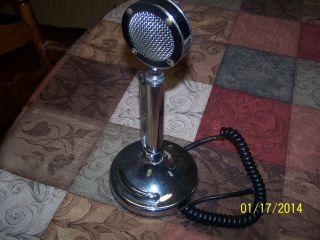 D 104 CB Ham Radio Powered Microphone