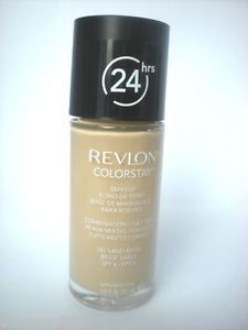 Revlon Colorstay Foundation 180 Sand Beige Combination Oily Skin Types