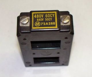 Allen Bradley 72A288 Coil for Contactor 480V New