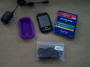 Tracfone LG 800G Cell Phone Cases