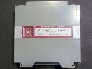Seeburg SPS160 Jukebox Part Sale Digital Receiver Decoder Unit
