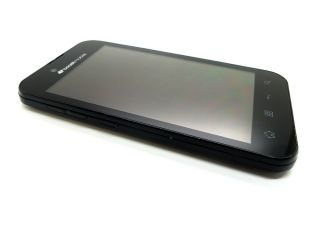 LG Marquee LS855 Boost Mobile Android CDMA Smartphone Black 5MP Camera WiFi Good 851427003521