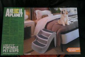 Animal Planet Portable Dog Steps Pet Steps
