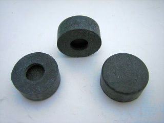 1967 Chevy Nova Hood Trunk Rubber Bumpers Stops 6