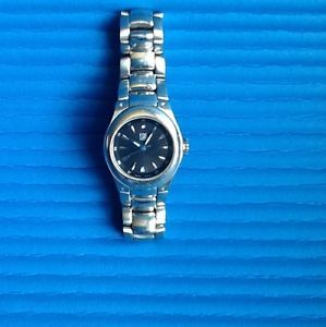 Beautiful Esq Swiss Stainless Steel Womens Watch
