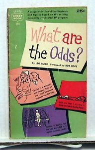 1960 What Are The Odds Comedy Paperback Book