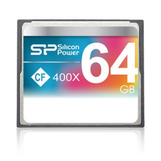 400x 64GB Silicon Power Ultimate Compact Flash CF Memory Card High Speed