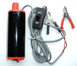 12V Diesel Water Fuel Transfer Pump 12 Volt Submersible