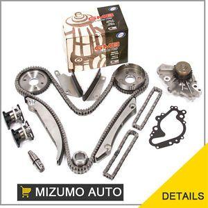 00 02 2 7 Dodge Chrysler V6 Timing Chain Kit Water Pump