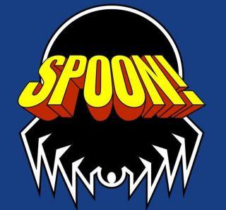 "The Tick Cartoon Comic Saying Exclamation ""Spoon "" Satire Men Teefury Shirt New"