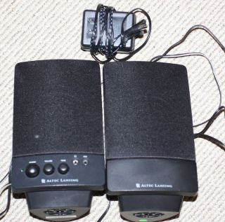 Altec Lansing Computer Speaker System