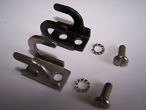 Johnson Evinrude OMC Control Cable attaching Lock Connector Clips 305736 305737