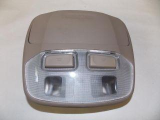 01 06 Kia Optima Interior Lights Overhead Console 2002 2003 2004 2005 2006 1184