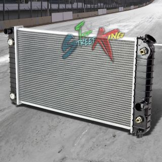 Aluminum Core Replacement Radiator 96 04 Chevy S10 Blazer GMC Jimmy Auto At