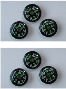 Wholesale Lot 58pcs 20mm Small Mini Compasses for Survival Kit I