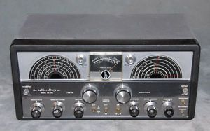 Hallicrafters SX 100 MK IA HF Communications Receiver