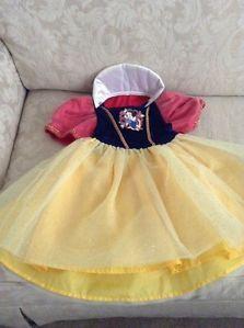 Snow White  Costume 2T