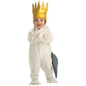 Max EZ on Romper Costume Where The Wild Things Are Baby Toddler Boys Monster