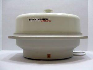 rival steamer model 4450 manual