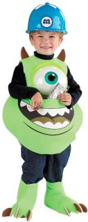 Monsters Inc Mike Wazowski Halloween Costume Toddler