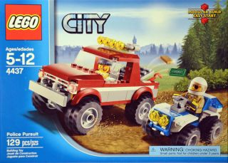 Lego City Police Truck